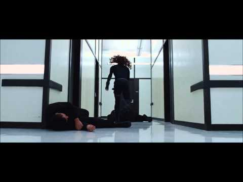Iron Man 2: Scarlett Johansson Black Widow in action FULL HD