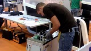 SpainSkills 2011 - Mecatrónica (1)