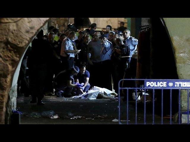 یک مرد فلسطینی در بیت المقدس دو اسرائیلی را کشت و دو نفر دیگر را زخمی کرد