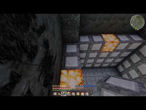 Minecraft U Bahn Schacht Bauen Tutorial