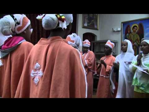 Ethiopian Orthodox English 12-15 -2013 Selame Lekee Mezmor video