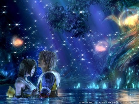 Lets Play! Final Fantasy X Episode 1 Playstation 2 Retro Games