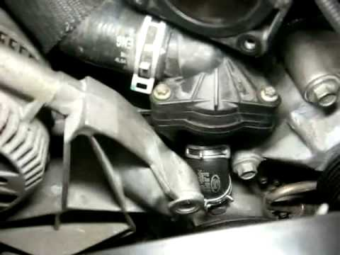 thermostat housing part two