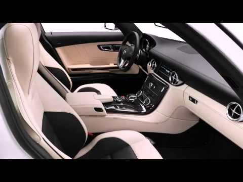 2012 Mercedes Benz  SLS AMG Video