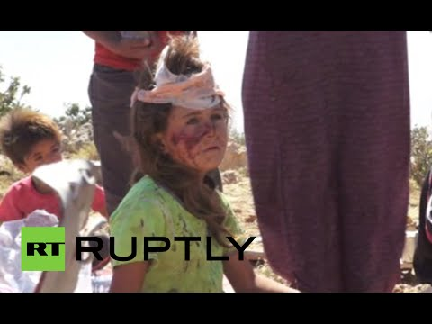 DRAMATIC: Yazidi minority trapped, surrounded by ISIS, face starvation in Iraq