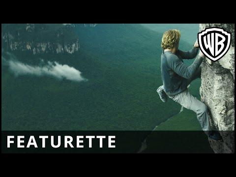 Point Break - Rock Climbing Featurette - Official Warner Bros. UK