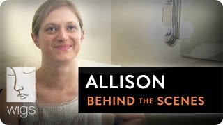 Allison -- Behind the Scenes: Ninety Percent | Featuring Marin Ireland | WIGS