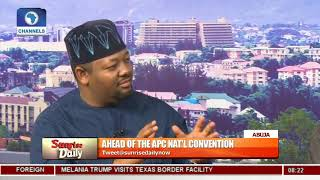We Need To Institutionalize APC - Ismael Ahmed Pt 3 | Sunrise Daily |