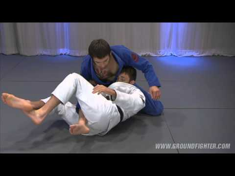 Ryan Hall - Deep Half Guard - Deep Half Attacks