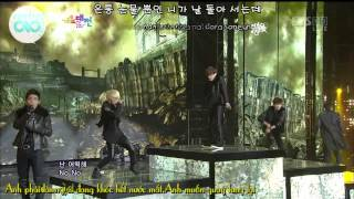[Vietsub+Kara][29.12.12] Yesterday - Dynamic Black [infinite7vn.net]
