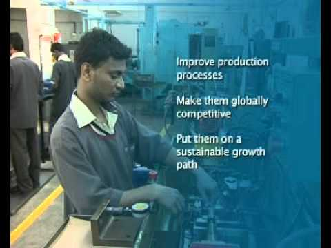 Shifting Gears - UNIDO in India