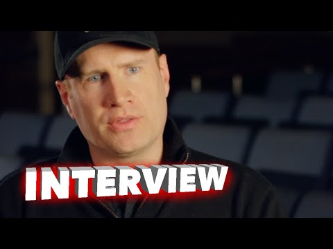 Marvel's Avengers: Age of Ultron: Producer Kevin Feige Behind the Scenes Interview