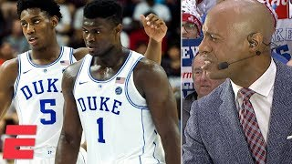 Duke is the most exciting team, but not the best team – Jay Williams | College GameDay