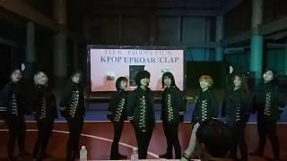 Daisy Siete @ Kpop Uproar : Clap ^^