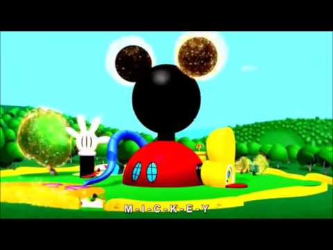 Mickey Mouse Clubhouse Hot Dog Theme Song Lyrics