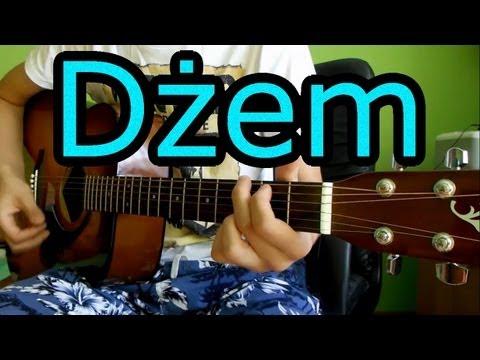 Jak Zagrać - Dżem - Whiskey - Lekcja Na Gitarze HD