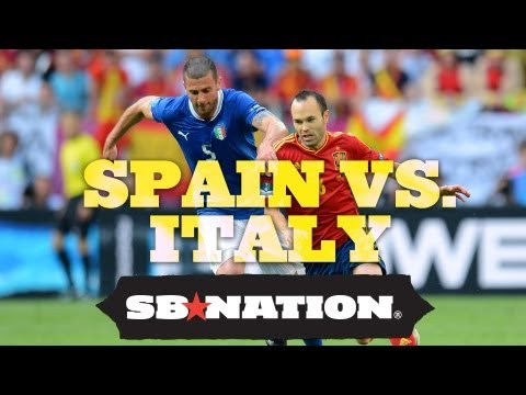 Spain vs. Italy: EURO 2012 Final Predictions