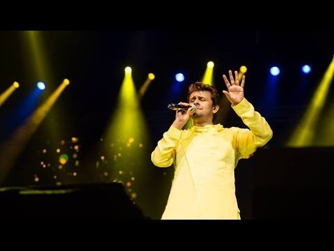 SONU NIGAM LIVE CONCERT 2017 || Mere Haath Mein Tera Haath Ho || The SSE Arena, Wembley