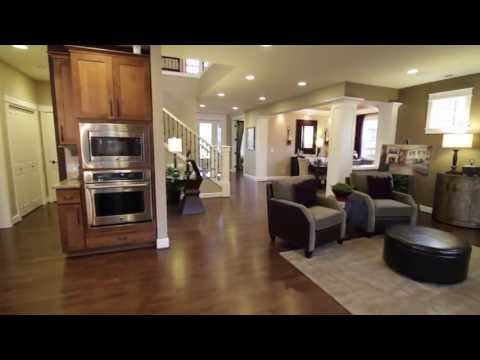Seattle Washington Real Estate Video Tours - Polygon Homes -  The Caulfield - The Madison