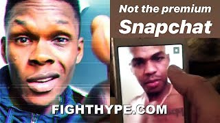 STYLEBENDER ADESANYA SAVAGELY TROLLS JON JONES WITH SERIES OF POSTS ON PED & LEGAL TROUBLE