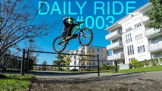 Daily Ride #003 - Munich City with the GoPro HERO5