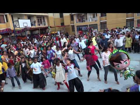 Gg Pongal 2014 Flash Mob video