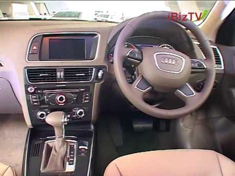 2013 Audi Q5 Launched