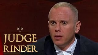 Judge Rinder Becomes Enraged With a Father of 40 | Judge Rinder