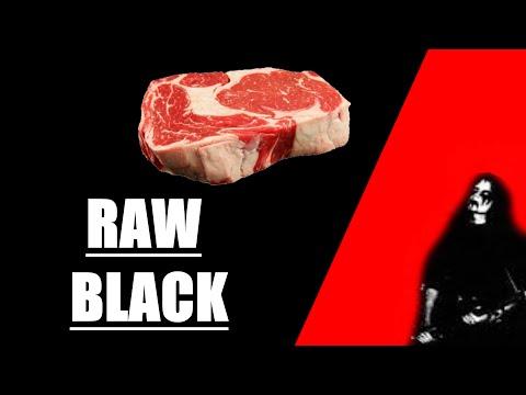 What is Raw Black Metal?