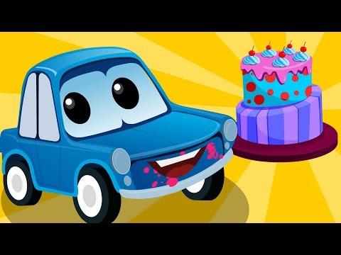 Zeek And Friends   My Cake    Food Song   Original Songs For Children