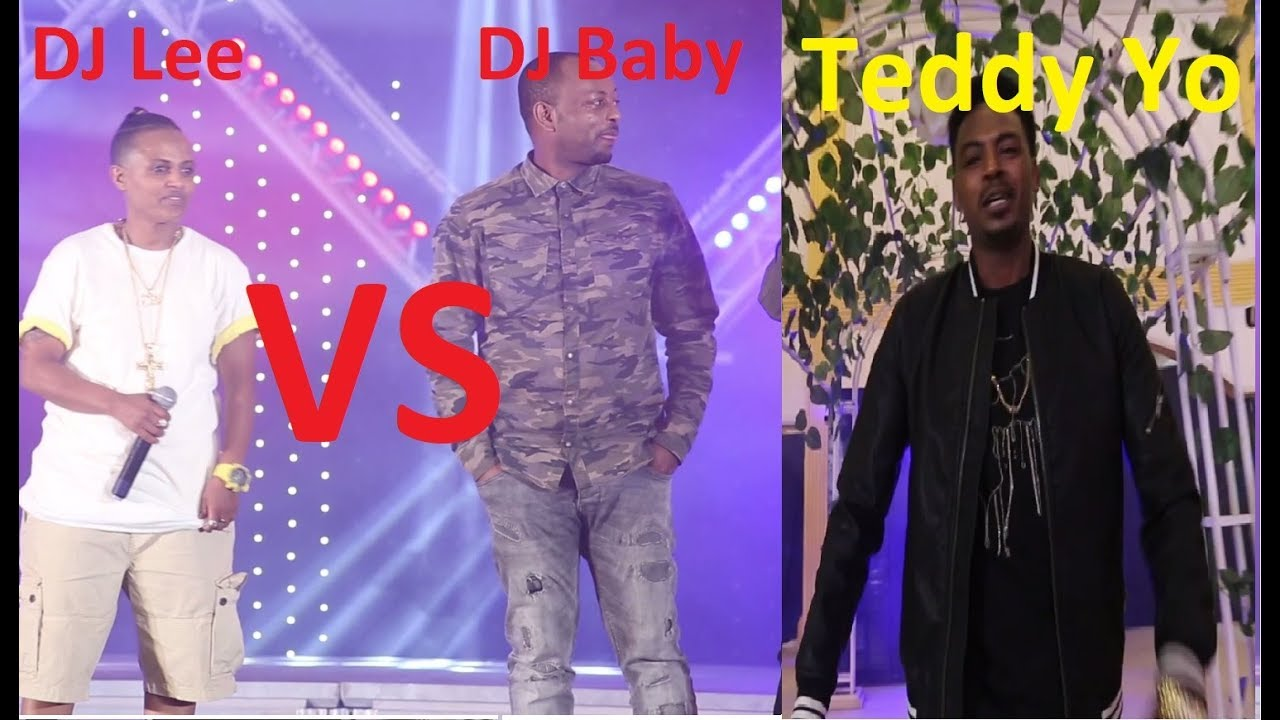 Feta Game Show On FANA TV - DJ L VS DJ Baby - Part 1