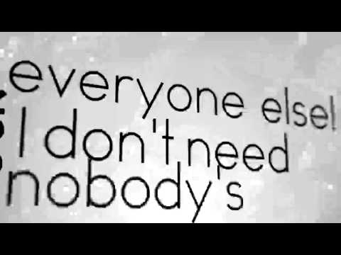 3oh!3- Love2012 (Lyrics Video)