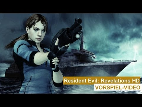 Resident Evil: Revelations en 31 minutos de jugabilidad (VIDEO)