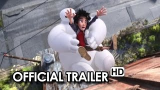 Big Hero 6 Official UK Trailer #2 (2015) HD