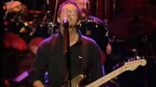 Eric Clapton   -  Same old Blues  LIVE