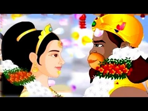 Pavanputra Hanuman - English Animated Story 2/12