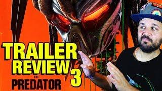 THE PREDATOR (2018) - PRIMERA REACCIÓN - TRAILER 2 - REACTION - REACCIÓN - DEPREDADOR - SHANE BLACK