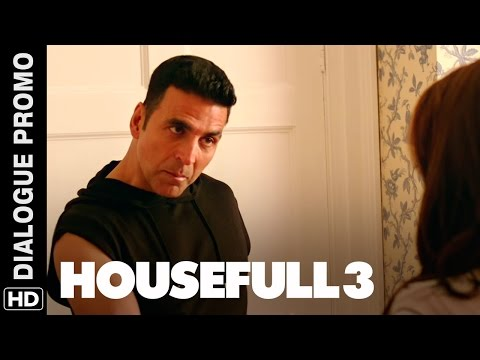 Akshay Means Business! | Housefull 3 | Dialogue Promo