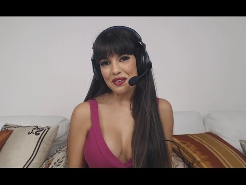 #gamergate: Porn Star Mercedes Carrera's Cam Show Charity Donations Declined! video