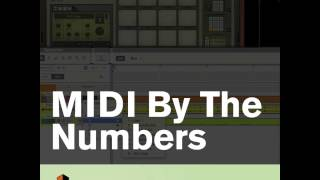MIDI By the Numbers: Reason Quicktip