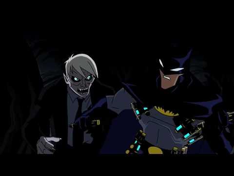 Бэтмен против армии вампиров ч 1
