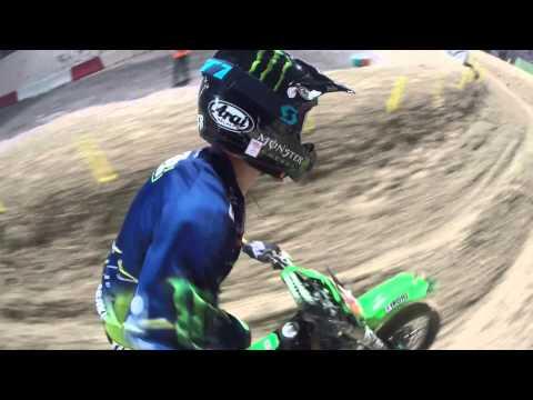 GoPro lap of MXGP of Qatar 2015 - motocross