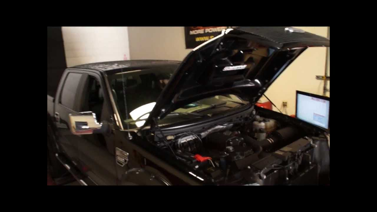Whipple Supercharger Ford F150