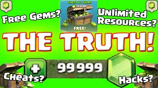 Clash of Clans [DONT TRY THIS! Free Gems, Hacks, & Cheats: The Truth You Need To Know!]