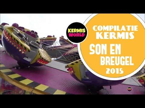 Compilatie: Kermis Son en Breugel 2015