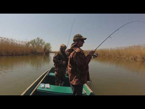 на автомобиле в астрахань на рыбалку