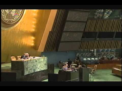 Statement by Dato' Sri Anifah Aman at the UNGA67 General Debate