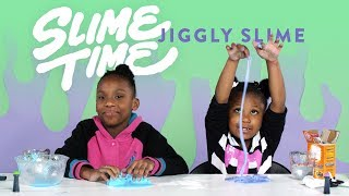 How to Make Jiggly Slime | Slime Time