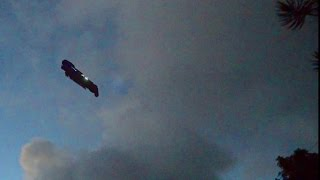 Police helicopter surveys ufos shocking video watch now july 12 2012