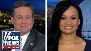 Ed Henry presses Katrina Pierson over recorded Omarosa call
